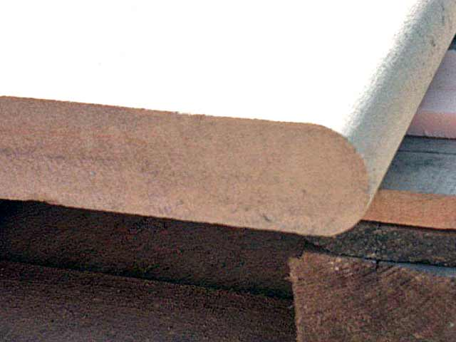 What is a Bullnose Edge Bullnose Edging